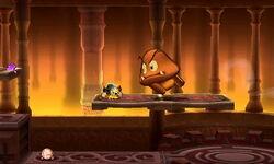 Goomba Gigante Embestida (1) SSB4 (3DS)