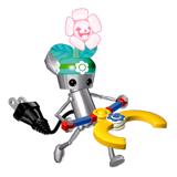 Pegatina de Chibi-Robo (Chibi-Robo Park Patrol) SSBB