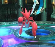 Scizor SSB4 (Wii U)