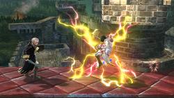 Trueno (Daraen) (6) SSB4 (Wii U)