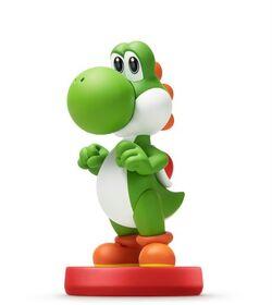 Amiibo de Yoshi (serie Mario)