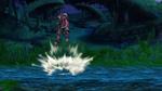 Ataque en caída (1) SSB4 (Wii U)