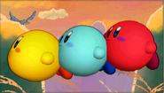 Créditos Modo Senda del guerrero Kirby SSB4 (3DS)