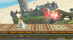 Explosión de Din (1) SSB4 (Wii U)
