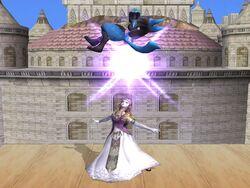 Lanzamiento superior Zelda SSBB