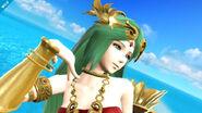 Palutena en Pilotwings SSB4 (Wii U)