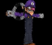Pose T Waluigi SSB4 (Wii U)