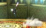 Tajo medialuna (Lucina) SSB4 (3DS)