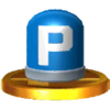 Trofeo de Interruptor P SSB4 (3DS)