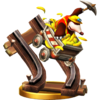 Trofeo de Topo minero Max SSB4 (Wii U)