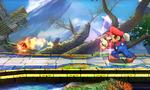 Bola de fuego rápida SSB4 (3DS)