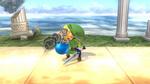 Bomba impaciente (1) SSB4 (Wii U)