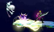 Efecto eléctrico de las platafomas bajo la influencia de Ramuh (2) SSB4 (3DS)