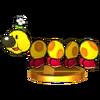 Trofeo de Floruga de papel SSB4 (3DS)