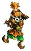 Pegatina de Skull Kid (Ocarina of Time) SSBB