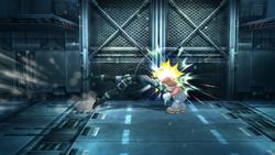 Snake Ataque Rapido-SSBB