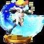 Trofeo de Ambar SSB4 (Wii U)