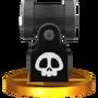 Trofeo de Cañón Bill SSB4 (3DS)