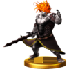 Trofeo de El Heraldo de la Muerte SSB4 (Wii U)