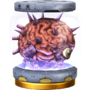 Trofeo de Mother Brain SSB4 (Wii U)