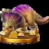 Trofeo de Tricky SSB4 (Wii U)