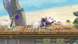 Ataque del espectro (3) SSB4 (Wii U)