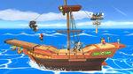 Barco Pirata SSB4 (Wii U)