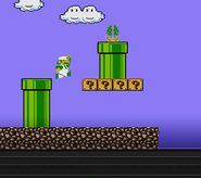 Ckásico Super Mario Bros.- The Lost Levels SSB4 (Wii U)