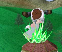 Lanzamiento hacia abajo de Dr. Mario (2) SSBM