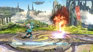 Llamarada (2) SSB4 (Wii U)