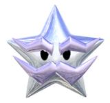 Pegatina Estrella Milenaria SSBB