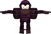 Pose T Diddy Kong Falso (SSBB)