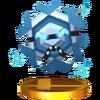 Trofeo de Cryogonal SSB4 (3DS)