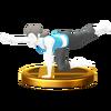 Trofeo de Extensión lateral SSB4 (Wii U)