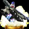 Trofeo de Landmaster (Falco) SSB4 (Wii U)