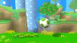 Huevo saltarín SSB4 (Wii U)