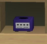 Nintendo GameCube en Galería de Trofeos SSBM