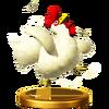 Trofeo de Cuco SSB4 (Wii U)