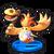 Trofeo de Riki en Mundo Smash SSB4 (Wii U)
