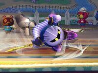 Ataque rápido Meta Knight SSBB