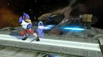 Blaster ráfaga (1) SSB4 (Wii U)