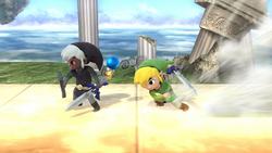 Bomba de tiempo (2) SSB4 (Wii U)