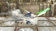 Danza del sable (Lucina) (9) SSB4 (Wii U)