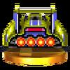 Trofeo de Golden Fox SSB4 (3DS)