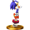 Trofeo de Sonic (alt.) SSB4 (Wii U)
