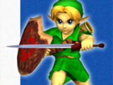 Young Link (SSBM)