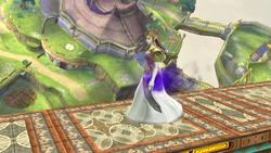 Ataque del espectro (5) SSB4 (Wii U)