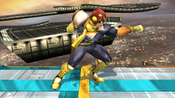 Ataque normal Captain Falcon (1)