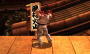 Burla superior Ryu SSB4 (3DS)