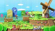 Escenario Paper Mario en el supuesto port de SSB4 a Switch (2)